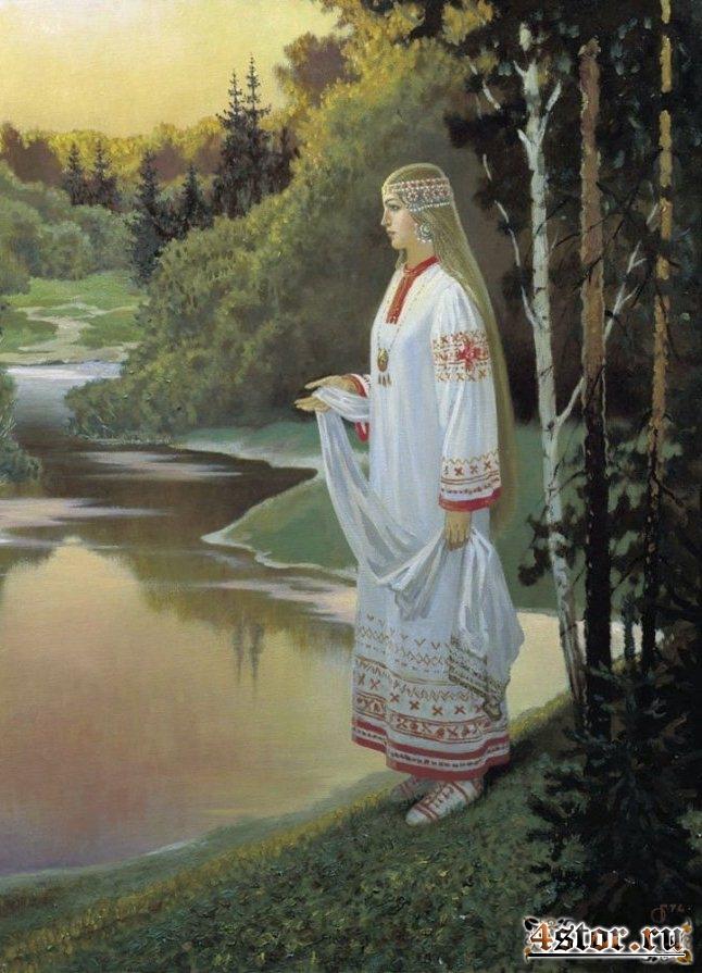Берёзовая мистика славян