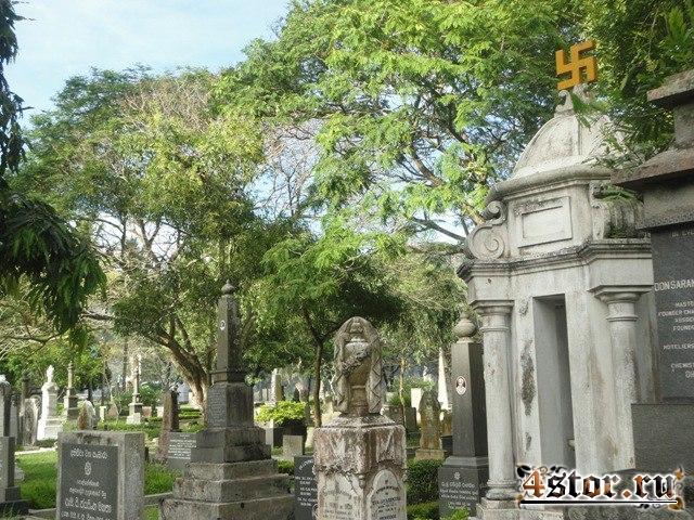 Кладбище Борелла