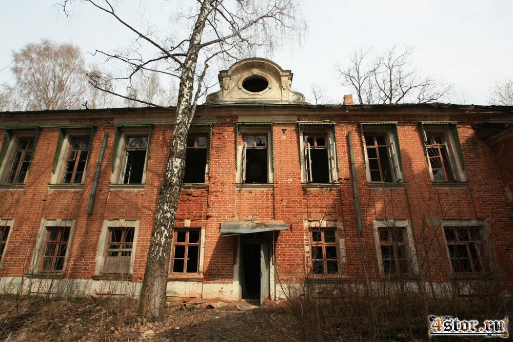 """Заброшенная усадьба """"Семёновское-Отрада"""""""