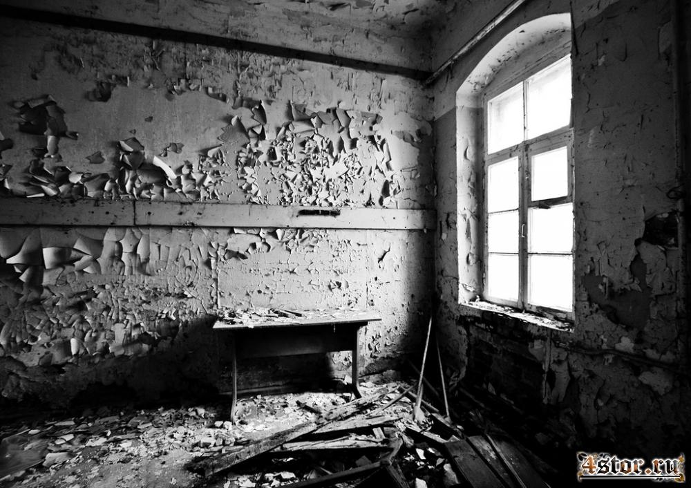 Заброшенный особняк