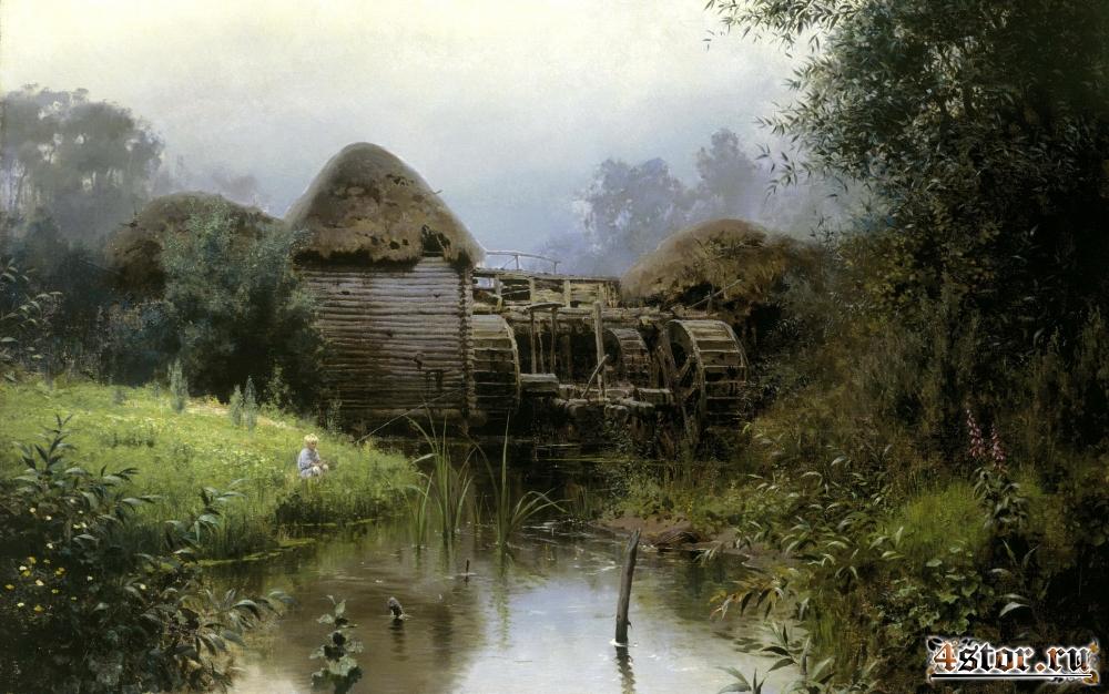 Мельница: обитатели и легенды