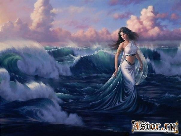 Сказки старого дракона. Царица Морская