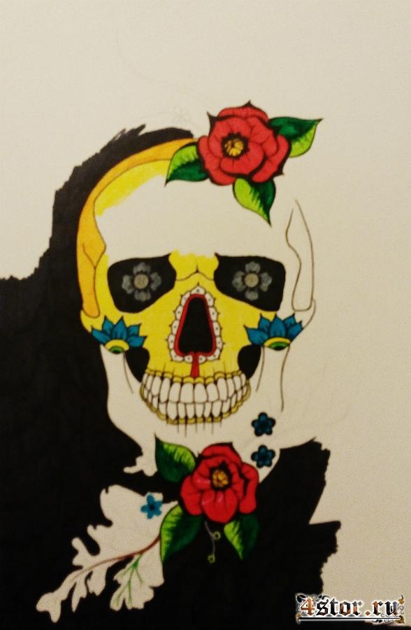 Мёртвая красота. Продолжение